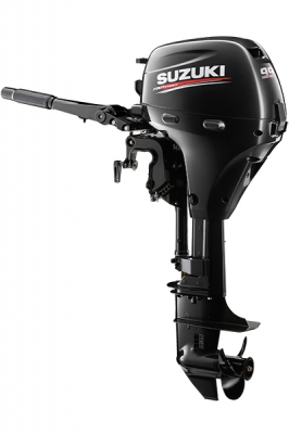 Image of the Suzuki DF9.9A Outboard