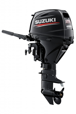 Image of the Suzuki DF25A Outboard