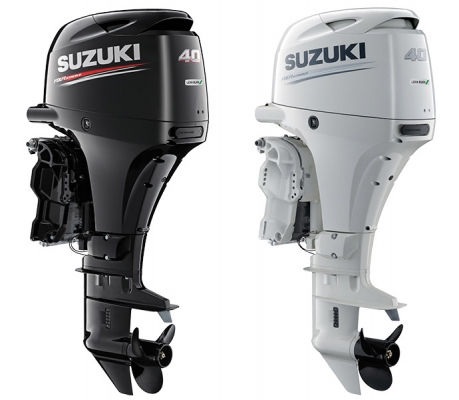 Image of the Suzuki DF40A Outboard