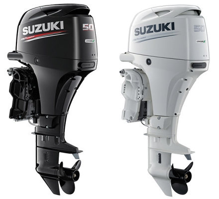 Image of the Suzuki DF50A Outboard