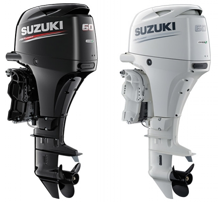 Image of the Suzuki DF60A Outboard