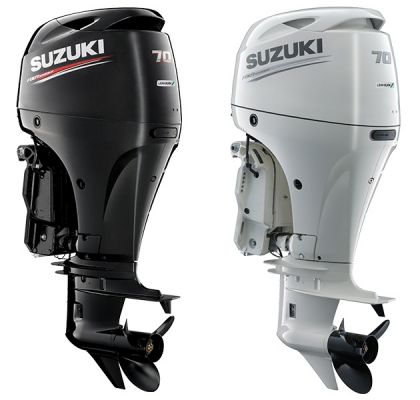 Image of the Suzuki DF70A Outboard