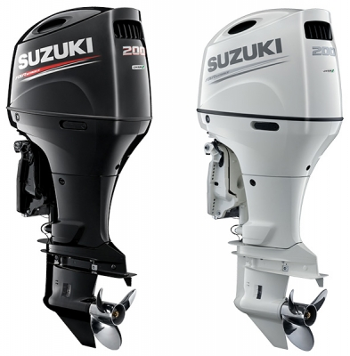 Image of the Suzuki DF200A Outboard