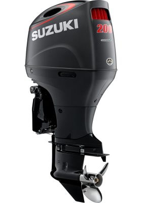 Image of the Suzuki DF200SS Outboard