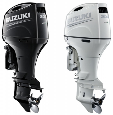 Image of the Suzuki DF200AP Outboard