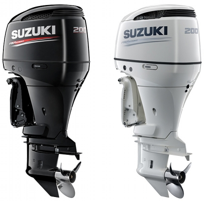 Image of the Suzuki DF200 Outboard
