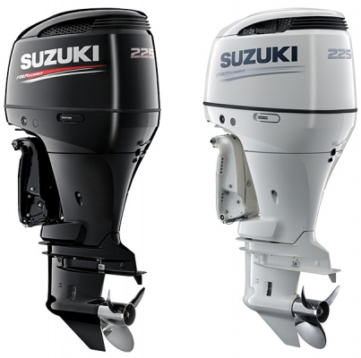 Image of the Suzuki DF225 Outboard