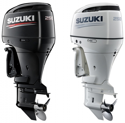 Image of the Suzuki DF250 Outboard