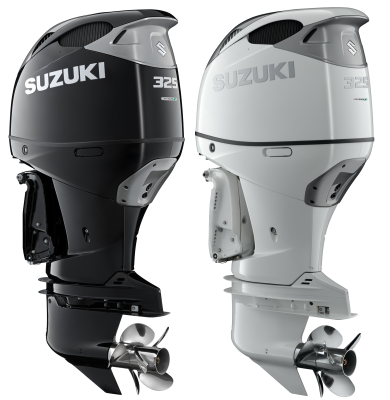 Image of the Suzuki DF325A Outboard