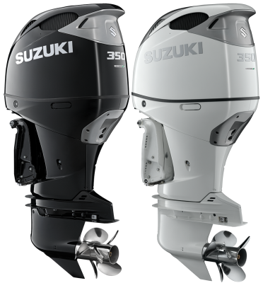 Image of the Suzuki DF350A Outboard